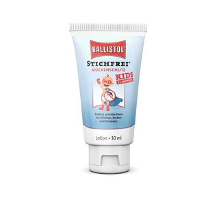 Ballistol ® Stichfrei ® KIDS 26815 Lotion, Tube 30 ml